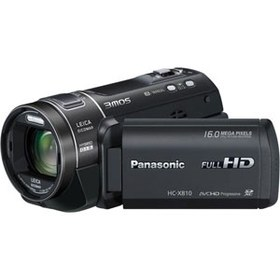 Видеокамера Panasonic HC-X810 black